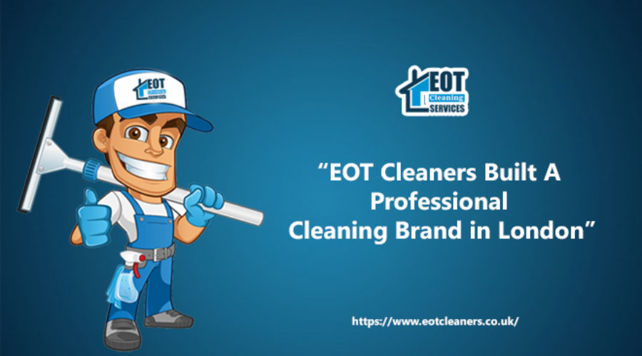 New Contract Cleaning Can Be Hired In London From EOT Cleaning (For Estate Agencies)