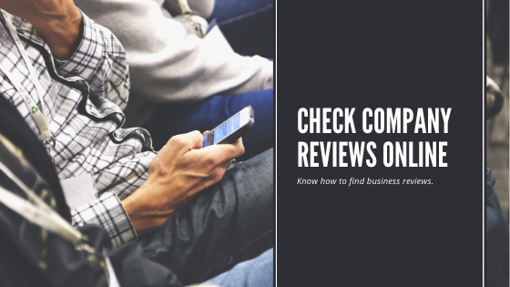 check-company-reviews-online