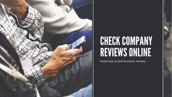 check-company-reviews-online