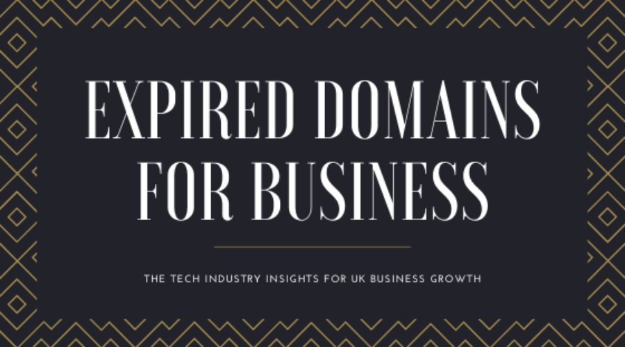 How expired domains can help your startup grow?