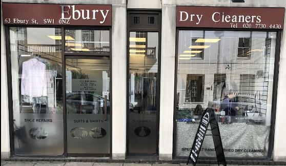 Ebury Dry Cleaners